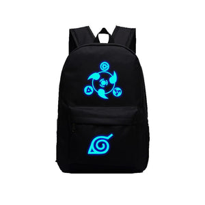 "Japanese Anime Naruto 17"" Limunous Backpack CSSO067 - cosplaysos"