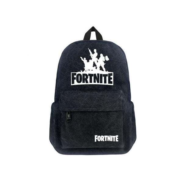"Game Fortnite 17"" Canvas Bag Backpack CSSO100 - cosplaysos"