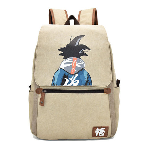 Dragon Ball Goku School Backpack - cosplaysos