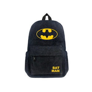 "DC Comics Batman Luminous 17"" Backpack CSSO110 - cosplaysos"