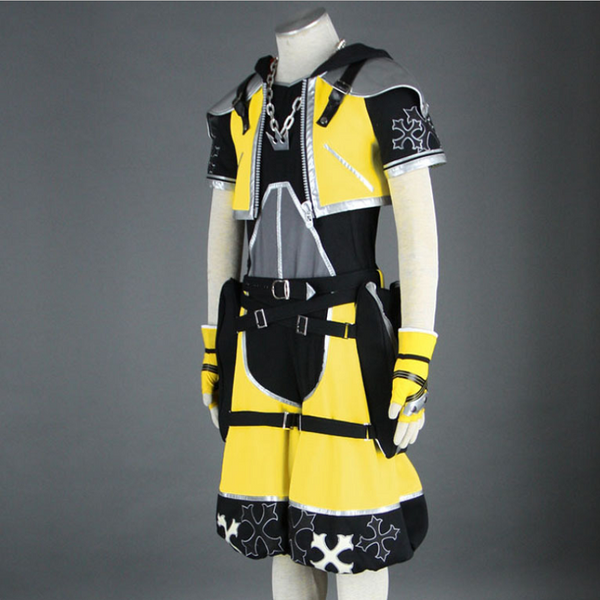 Kingdom Hearts Sora Cosplay Costume COT005 - cosplaysos