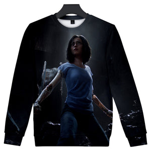 Alita Sweatshirt - Battle Angel Sweatshirt CSOS970 - cosplaysos