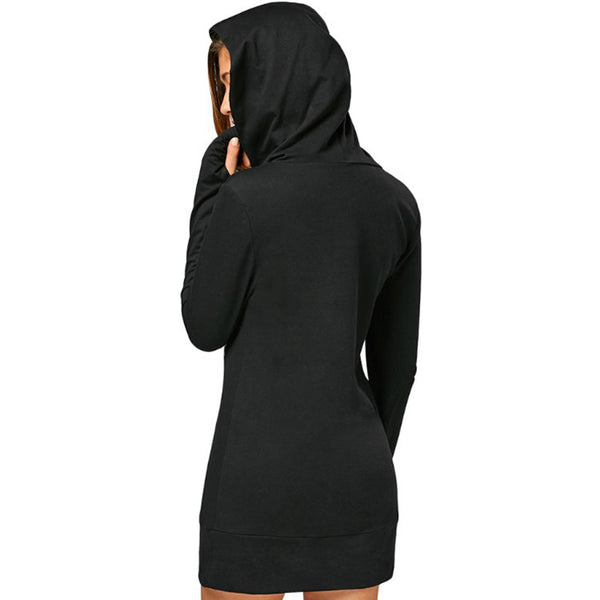 Jack Skellington Hoodie Dress - cosplaysos