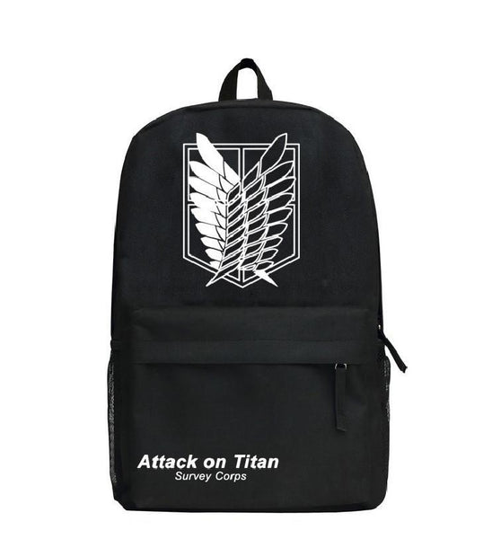 Attack on Titan Wings of Freedom Backpack CSSO127 - cosplaysos