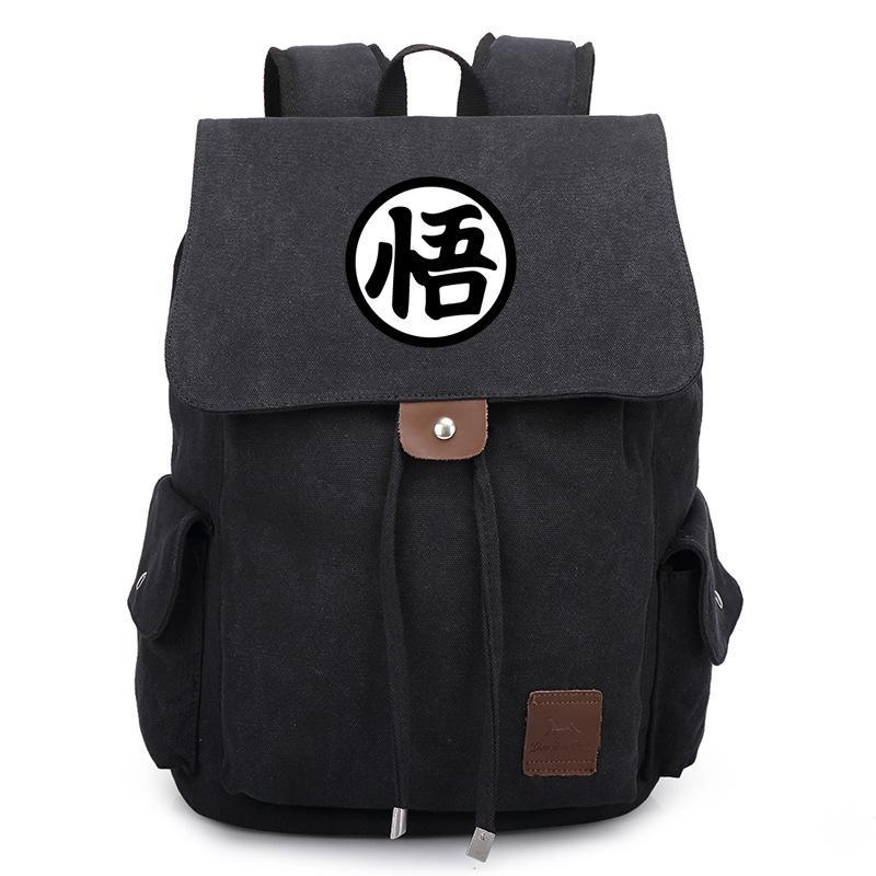 Anime Comics Dragon Ball Canvas Backpack CSSO085 - cosplaysos