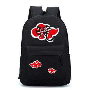 "Anime Comics Naruto 17"" Teens Backpack CSSO062 - cosplaysos"