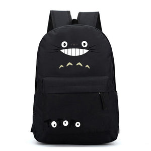 "Anime Comics Totoro 17"" Backpack For Teens CSSO069 - cosplaysos"