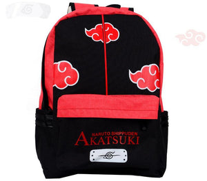 Anime Comics Naruto Teens Canvas Backpack CSSO061 - cosplaysos