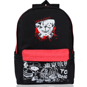 Anime Comics Tokyo Ghoul Rucksack Backpack CSSO143 - cosplaysos
