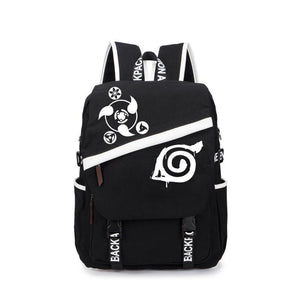 Anime Comics Naruto Backpack For Teens CSSO066 - cosplaysos