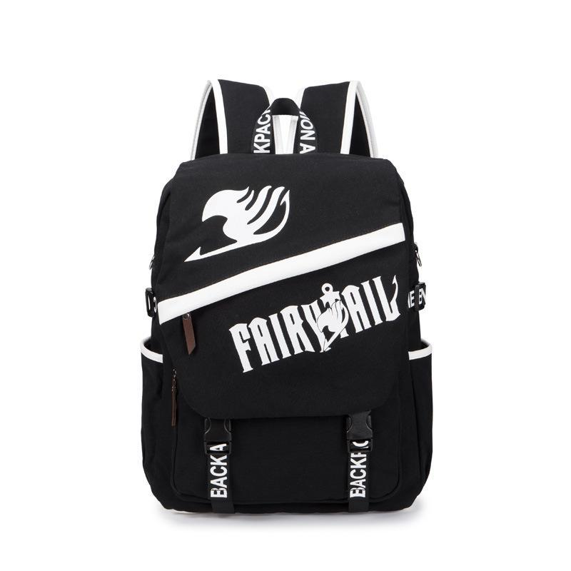 Anime Comics Fairy Tail Backpack For Teens CSSO140 - cosplaysos