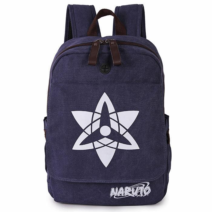 Anime Comics Naruto Teens Backpack CSSO063 - cosplaysos