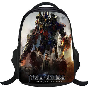 Transformers Cartoon Backpack CSSO178 - cosplaysos