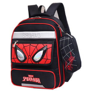 Marvel Spiderman Heroes Backpack Rucksack CSSO142 - cosplaysos
