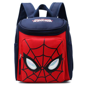 Marvel Spiderman School Backpack For Kids CSSO166 - cosplaysos