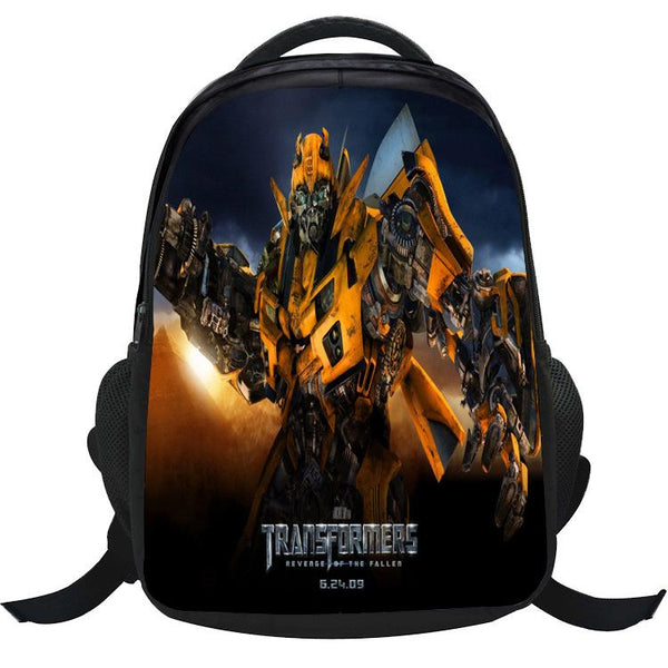 Cartoon Transformers School Backpack CSSO179 - cosplaysos