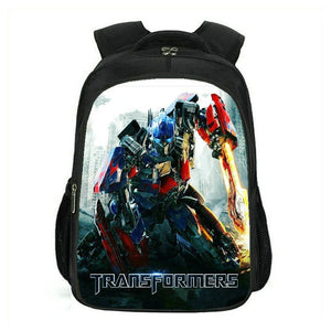 Waterproof Transformer School Backpack CSSO180 - cosplaysos