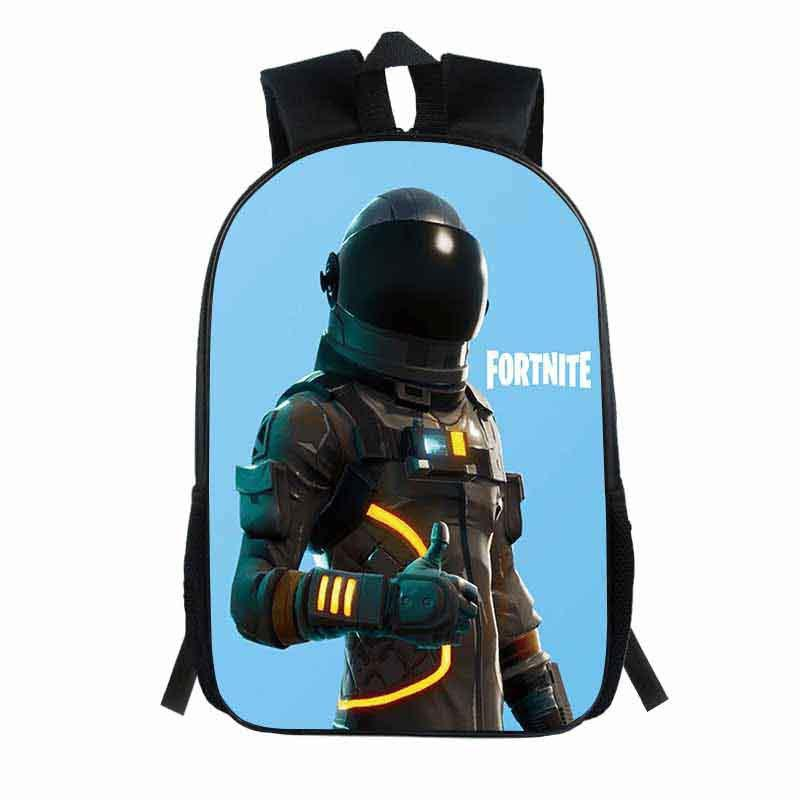 Fortnite Graphic School Book Bag CSSO186 - cosplaysos