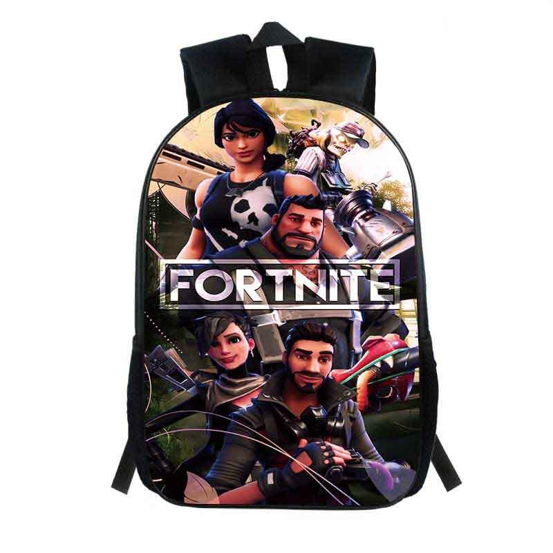Fortni Graphic School Backpack CSSO191 - cosplaysos