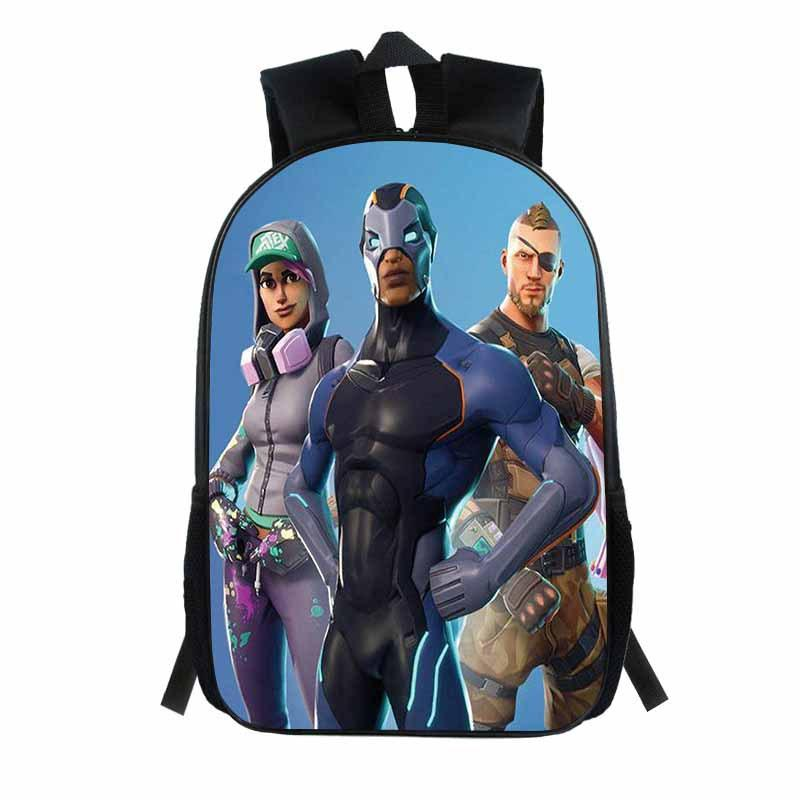 Fortnite Graphic School Backpack CSSO195 - cosplaysos