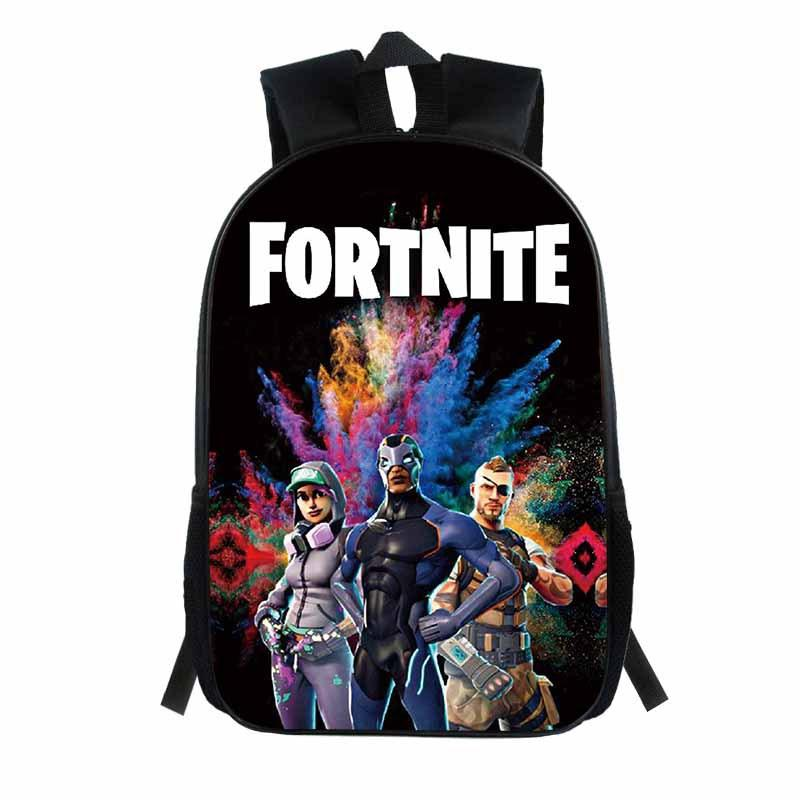 Fortnite Graphic School Backpack CSSO203 - cosplaysos