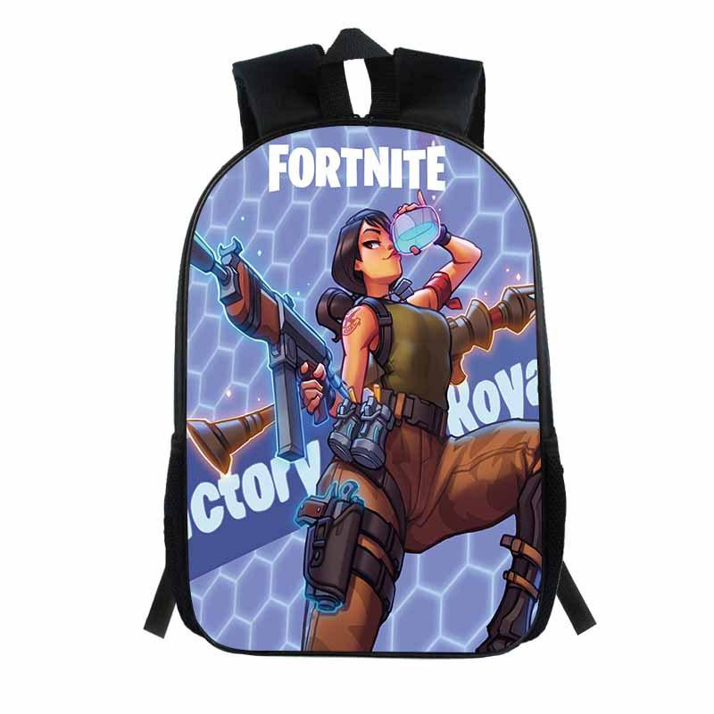 Fortnite Student Backpack CSSO205 - cosplaysos