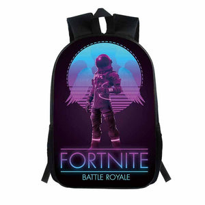 Fortnite Graphic School Backpack CSSO207 - cosplaysos