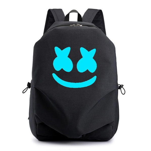 Marshmello Travel Backpack CSSO215 - cosplaysos