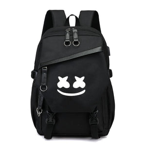 DJ Marshmello School Bag Backpack CSSO217 - cosplaysos