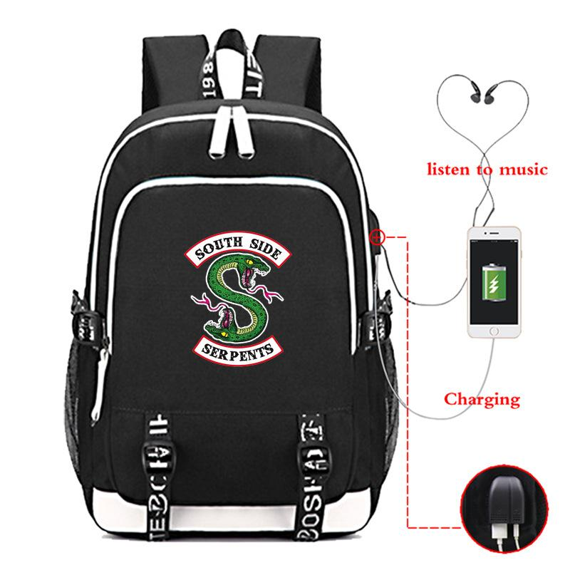 Riverdale Student School Book Bag CSSO222 - cosplaysos