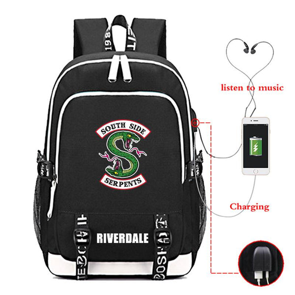 Riverdale Student Bookbag CSSO223 - cosplaysos