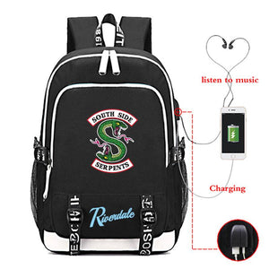 Riverdale Waterproof Backpack CSSO224