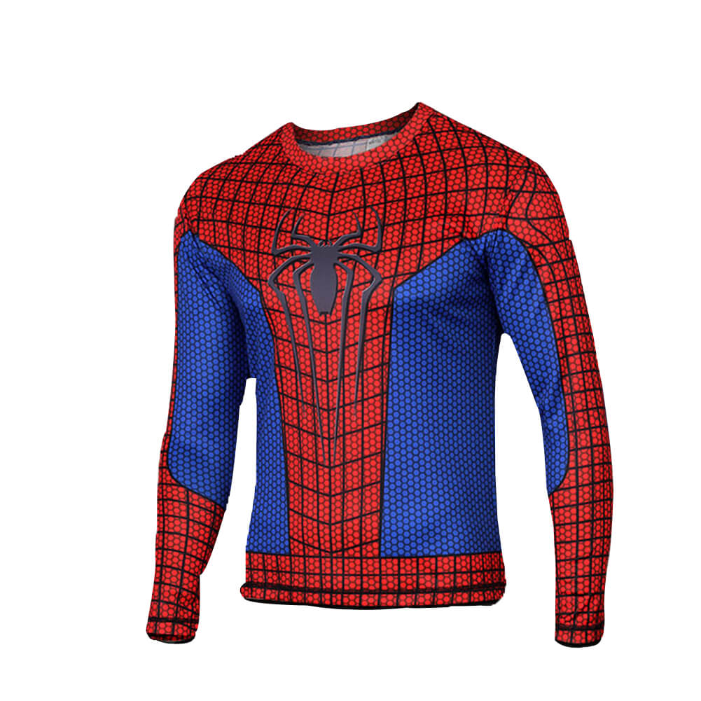 Spiderman T shirt - cosplaysos