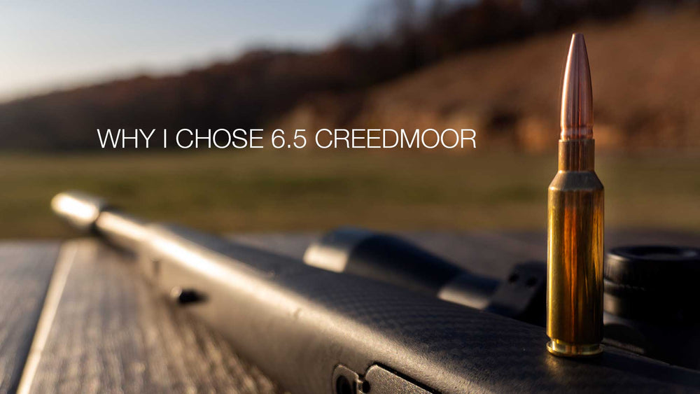 Why I Chose 6.5 Creedmoor Over 6.5 PRC for a Custom Hunting Rifle