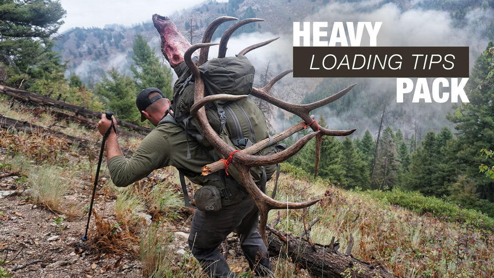 The Right (and Wrong!) Way to Load Your Pack with Meat and Antlers