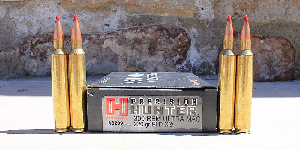 300 Remington Ultra Mag
