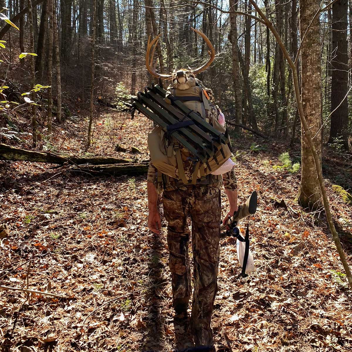 K3 4800 Pack System with Whitetail