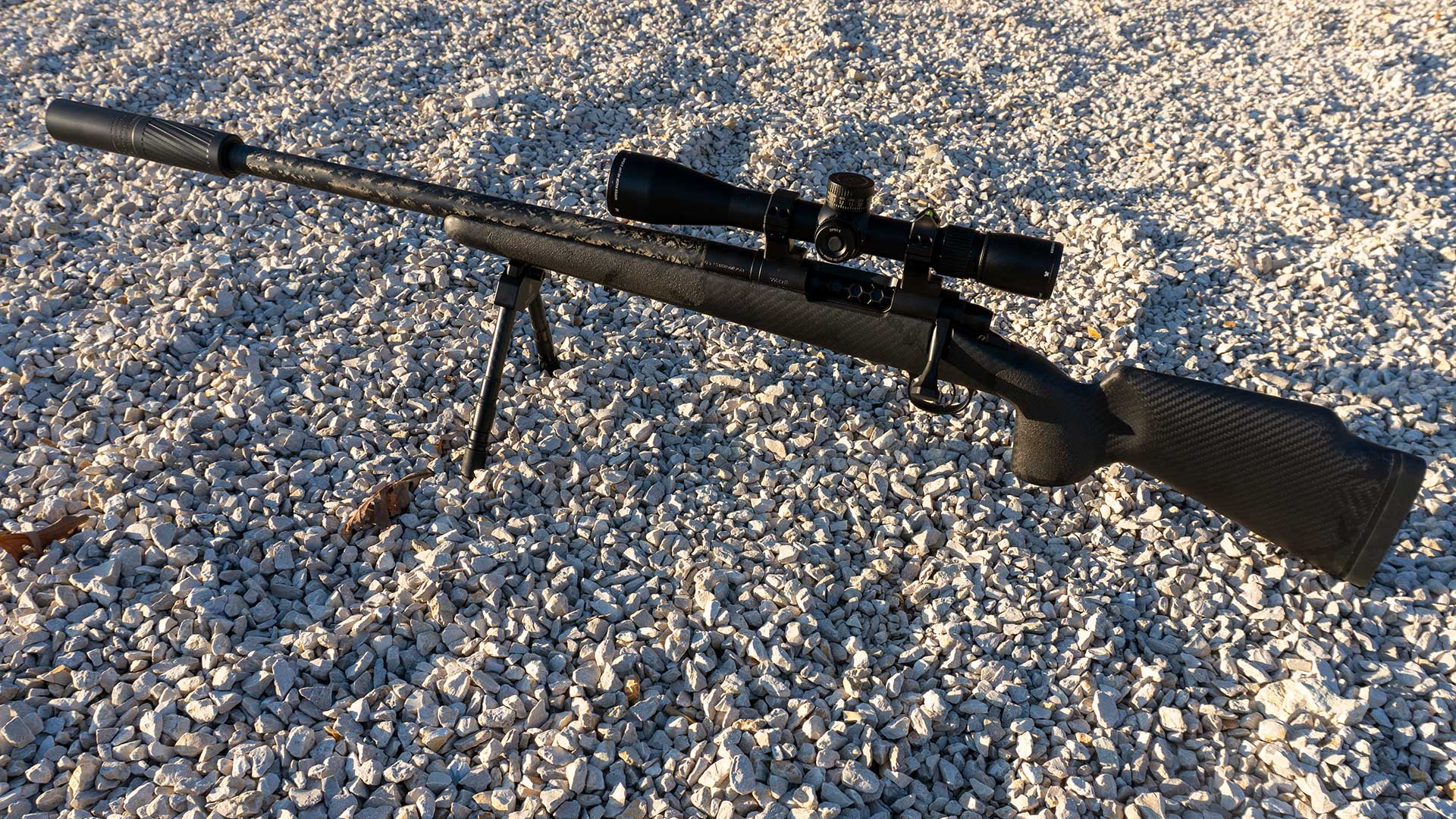 Mark's 6.5 Creedmoor Rifle from Mesa Precision Arms