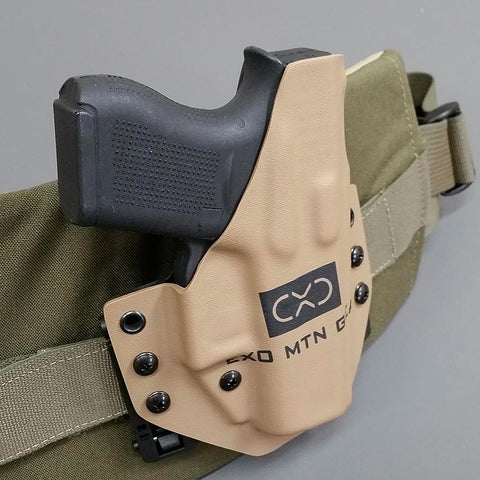 EMG Holster from Ivory Holsters