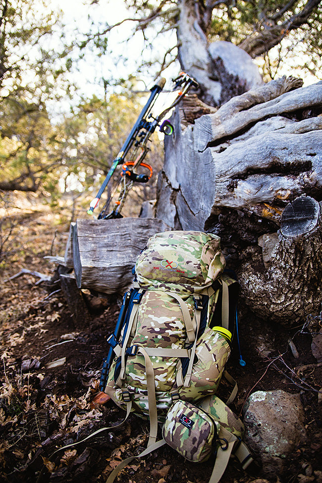 A Bow, A Backpack, the Backcountry