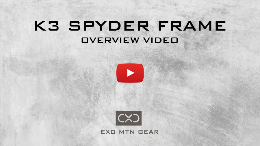 K3 Spyder Frame Video Overview