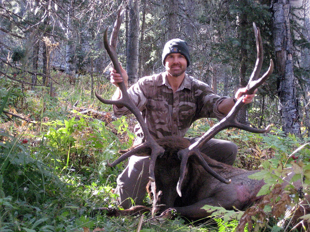 A Happy Elk Hunter