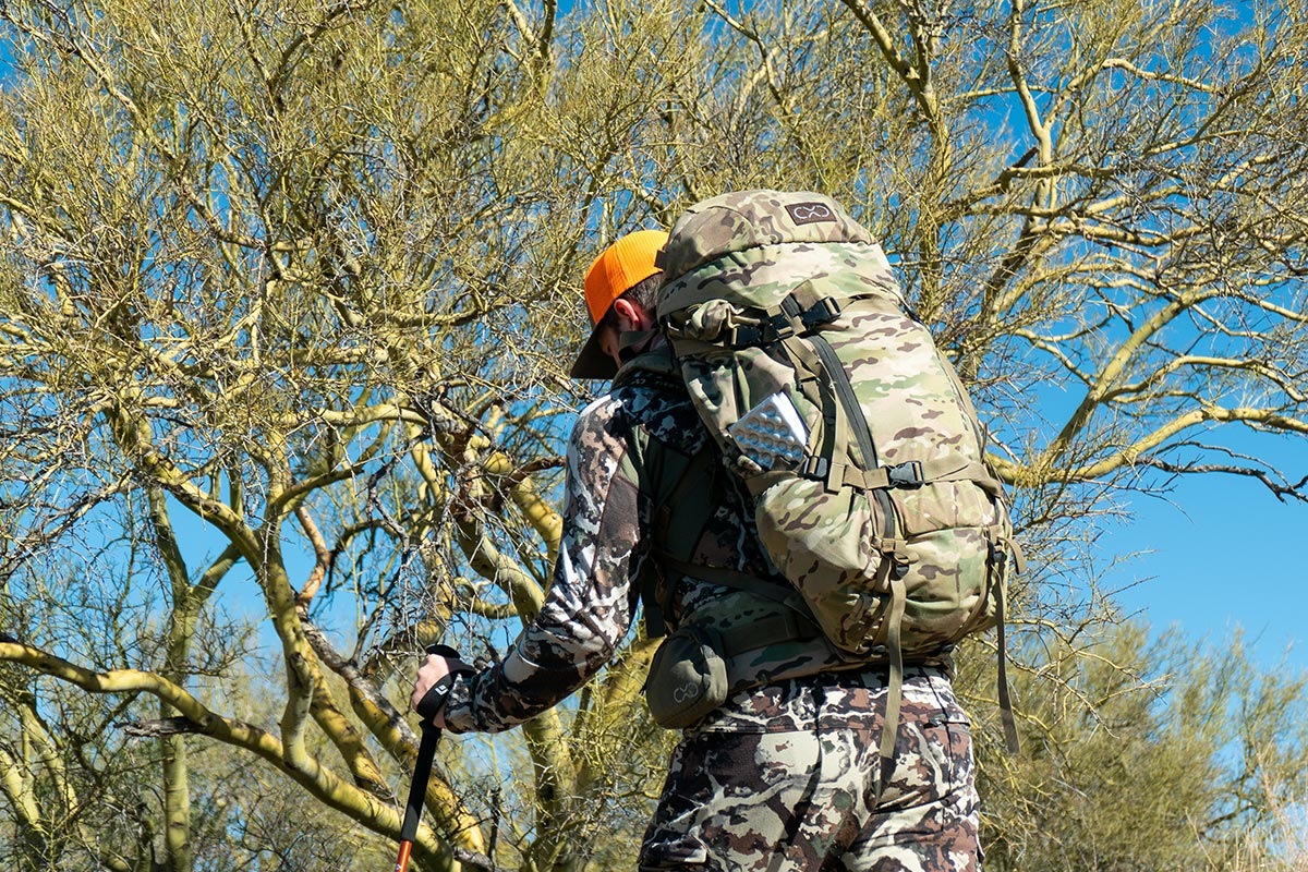 Packing-In On A Solo Hunt