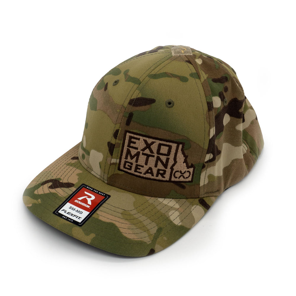 Exo Multicam Flex-Fit Hat
