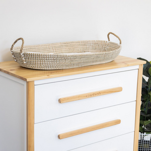 Seagrass Change Basket