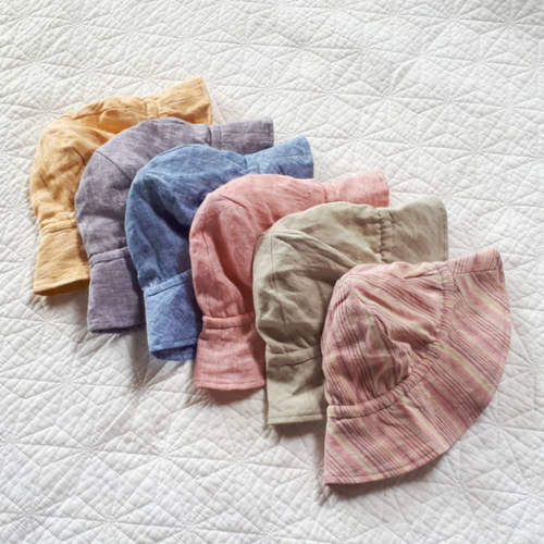 Various Colours | Linen Sunhat