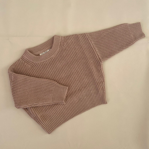 Almond | Clayton Knit