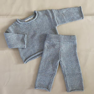 Childrens Knitwear Jumper and Pants Sprinkle Set NZ
