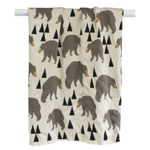Load image into Gallery viewer, Mountain Bear | Blanket