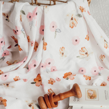 Load image into Gallery viewer, Poppy | Organic Muslin Wrap